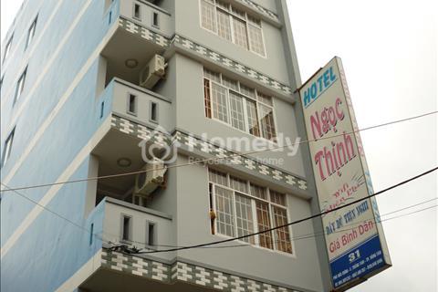 Cho thuê nguyên cănmặt tiền - đường Nguyễn Thông - phường 7 - quận 3