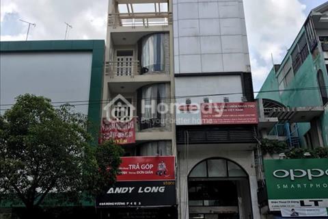 Cho thuê nhà mặt tiền đường Hùng Vương quận 5