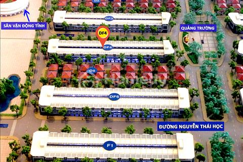 Mở bán khu DF4 (mặt ngoài) dự án Golden City An Giang