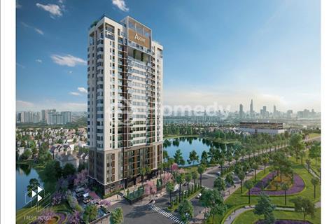 Ascent Lakeside Quận 7 gần cầu Tân Thuận, độc quyền 4 căn góc 88m2, 2 view vị trí đẹp nhất dự án