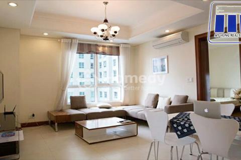 Cho thuê căn hộ The Manor, quận Bình Thạnh, 70m2, 2 phòng ngủ nội thất cao cấp, 18 triệu/tháng