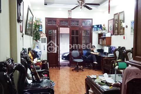 Bán nhà liền kề khu đô thị Văn Quán 83m2, 7,8 tỷ, gara ô tô, kinh doanh
