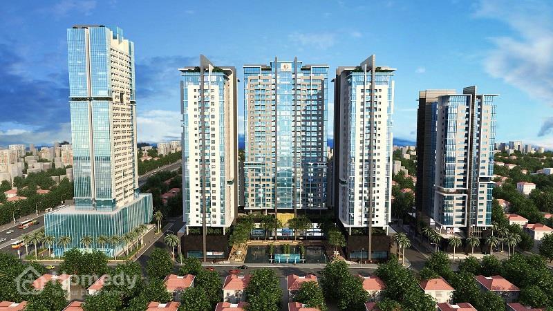Dự án Gold Tower Nguyễn Trãi - ảnh giới thiệu