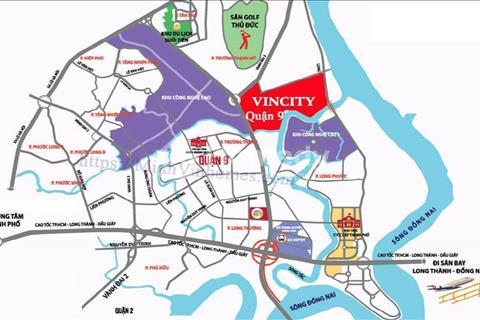 Chỉ với 200 triệu nhận ngay căn hộ Vincity Quận 9, siêu lợi nhuận