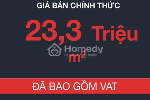 Nhận đăng ký 30 triệu/1 căn chọn căn đẹp dự án Quận 8, mặt tiền Đại Lộ Võ Văn Kiệt