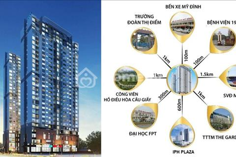 Chỉ với 1,9 tỷ bạn có thể sở hữu một căn hộ trong mơ tại dự án Mỹ Đình Plaza 2