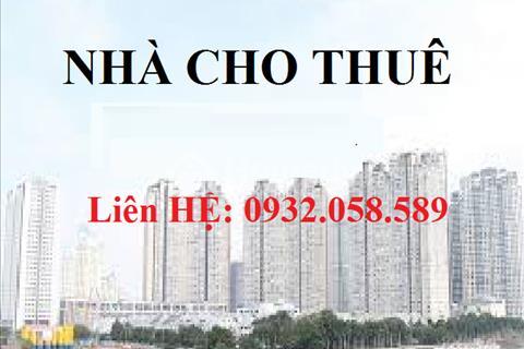 Cho thuê nhà hẻm lớn Phan Xích Long, Phường 3, Quận Phú NHuận.