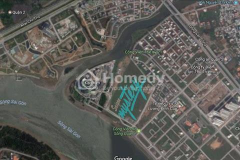 Bán đất nền dự án Sài Gòn Mystery Villas, diện tích từ 100 m2 - 400 m2, giá chỉ từ 87 triệu/m2