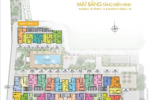 Bán căn hộ Moonlight Parkview - Khu dân cư Tên Lửa, Bình Tân (Cách Aeon Mall Bình Tân 300m) 51m2