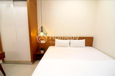 Cho thuê căn hộ dịch vụ, 2 phòng ngủ, City House Apartment
