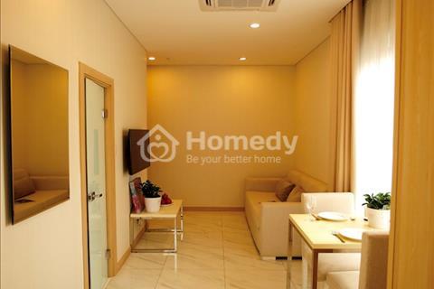 Cho thuê căn hộ dịch vụ City House Apartment, Studio, 14,7 triệu/tháng, đường Thạch Thị Thanh