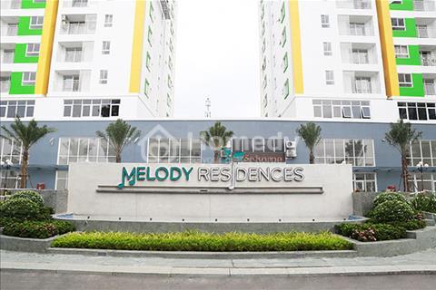 Căn hộ tầng trệt chung cư Melody Residences mặt tiền đường Âu Cơ