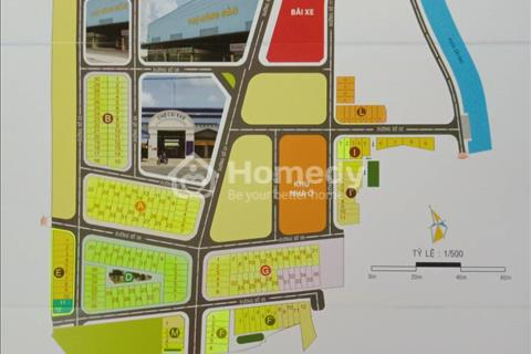 Đất nền đẹp trung tâm thương mại chợ Cái Sao, Long Xuyên, An Giang