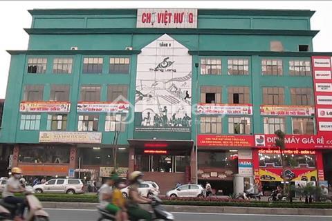 Cho thuê kiot căn góc khu đô thị Việt Hưng, Long Biên, diện tích 48m2, giá 8 triệu/tháng