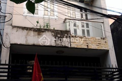 Nguyên căn Bờ Bao Tân Thắng, 4 x 14m, 1 lầu, hẻm 6m