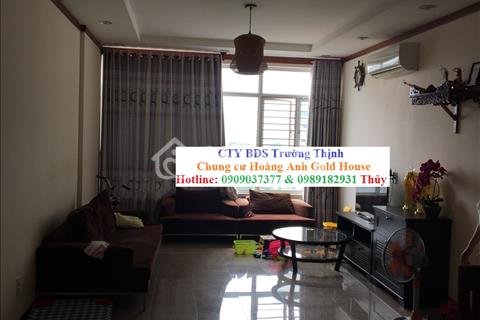 Cần bán gấp căn hộ Hoàng Anh Gold House_Nguyễn Hữu Thọ,  2 phòng ngủ, 2WC, 1.730 tỷ tặng nội thất
