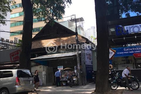 Cho thuê biệt thự mặt tiền đường Mạc Đĩnh Chi, Phường Đa Kao, Quận 1