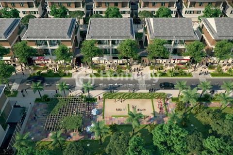 Shophouse song lập kđt Dương Nội Hà Đông gần aeon mall