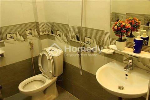 Chính chủ cho thuê chung cư 52 Lĩnh Nam, diện tích 115m2, 3 phòng ngủ, 2 vệ sinh, có kệ bếp