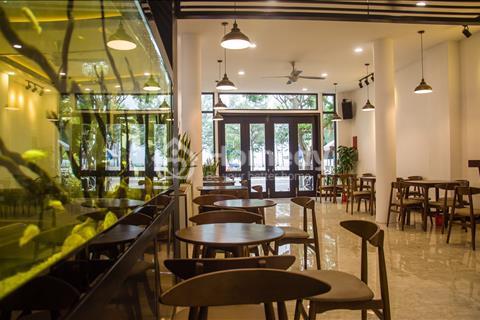 Cho thuê khách sạn đường Nguyễn Tất Thành mới xây dựng năm 2017, cần người quản lý