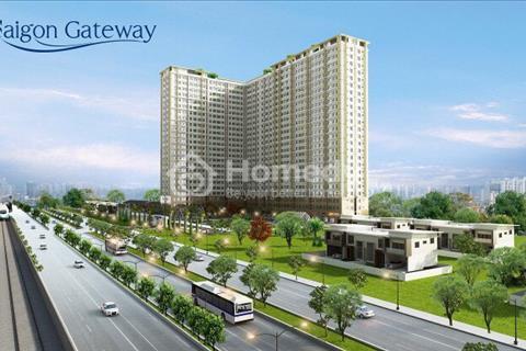 Đất Xanh mở bán căn hộ Sài Gòn Gateway mặt tiền Xa Lộ Hà Nội giá 1,35 tỷ/căn 2 phòng ngủ