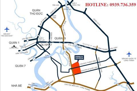 Khu đô thị Đông Sài Gòn New City Swan Park - Nhơn Trạch, Đồng Nai