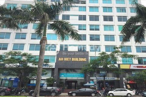 Cho thuê văn phòng tại tòa nhà Âu Việt – Lê Đức Thọ từ 50-100-200-300-500-600m2