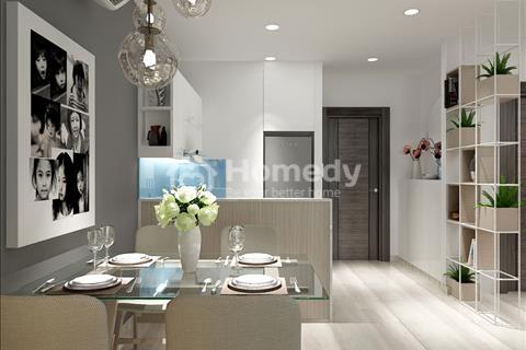 Cho thuê chung cư Hòa Bình Green City 70m2, 2 phòng ngủ, nội thất cơ bản giá 9 triệu/tháng