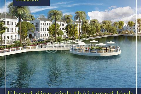 Bán song lập 185m2 đông nam hàng hiếm Nguyệt Quế 3 gần hồ 12,4 ha Vinhomes Riverside The Harmony