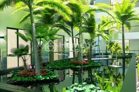 Chính chủ bán căn hộ CH5A chung cư CT4 Vimeco diện tích 123m2 tầng sân vườn