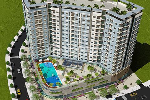 Bán căn hộ nhà ở xã hội tại Bình Trưng Đông, quận 2, giá 970 triệu