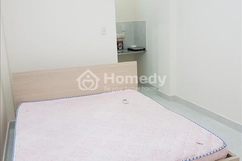 Cho thuê căn hộ mini quận Bình Thạnh mới đẹp thoáng mát giá chỉ từ 4 triệu/tháng