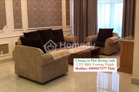 Cho thuê căn hộ Loft-house (2 tầng) Phú Hoàng Anh, 129m2, full nội thất, 1200 USD/tháng