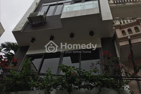 Bán nhà Thái Hà Đống Đa 55m2, 5 tầng, khu phân lô đường ô tô tránh, kinh doanh, văn phòng tốt
