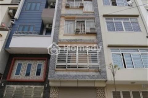 Bán nhà Đặng Văn Ngữ, Đống Đa, 6 tầng, ô tô vòng quanh nhà, khu phân lô văn phòng 100 triệu/m2