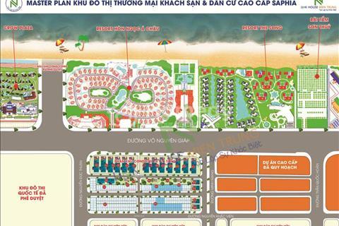 Bán đất biển Đà Nẵng, đường Nguyễn Khắc Viện, Minh Mạng, Trần Quốc Hoàn, cạnh bãi tắm Sơn Thủy