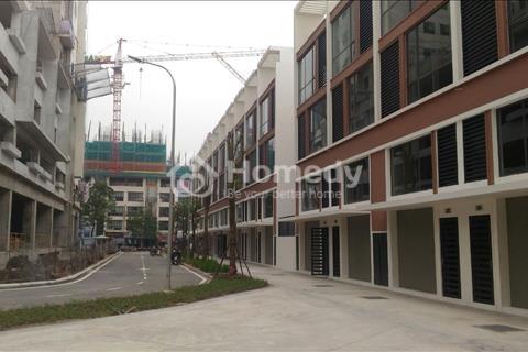 Cho thuê nhà phố khu Gamuda, diện tích 75m2, xây 4 tầng, khu đông dân cư