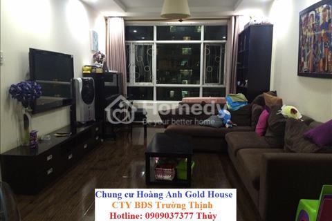 Cần bán gấp căn hộ 3 phòng ngủ, 2 vệ sinh, 121m2 Hoàng Anh Gold House, full nội thất 2,07 tỷ