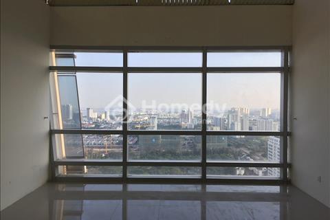 Bán căn Penthouse, Petroland Tower, view cực đẹp, 230m2, giá 40 triệu/m2, không nội thất