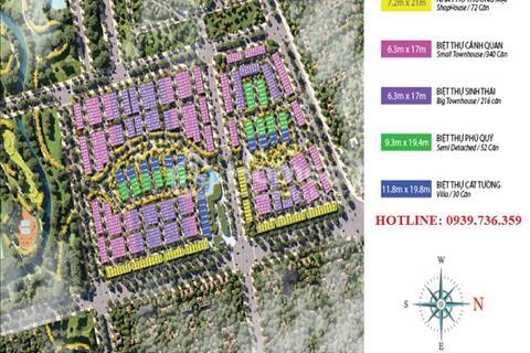 Swan Park - Khu đô thị xanh nhất Việt Nam cạnh sân bay Long Thành - Chỉ từ 1,8 tỷ/căn biệt thự