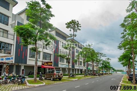 Cho thuê gấp căn nhà phố 4 tầng kinh doanh tại khu đô thị Gamuda, Tam Trinh, Hoàng Mai