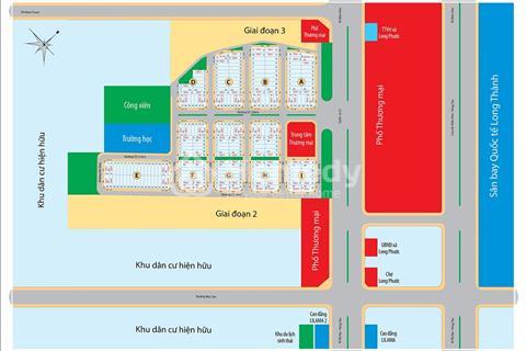 Đất nền sân bay Long Thành - cơ hội đầu tư chi phí thấp