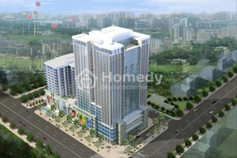 Cho thuê căn hộ 100m2, 3 phòng ngủ ở trung tâm thương mại Chợ Mơ, Hà Nội
