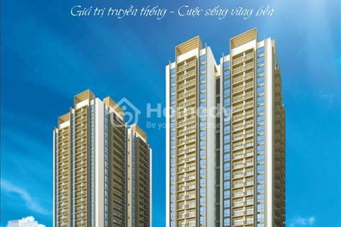 Căn hộ góc 3 phòng ngủ đẹp nhất dự án Thống Nhất Complex 82 Nguyễn Tuân