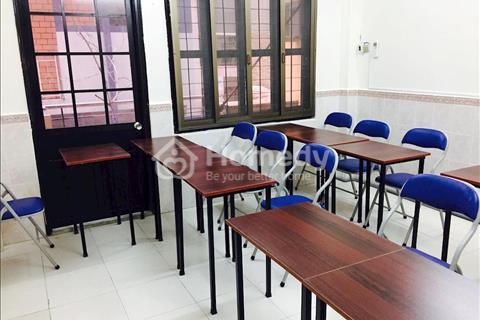 Cho thuê phòng dạy học giá rẻ tại trung tâm Quận 1, thành phố Hồ Chí MInh