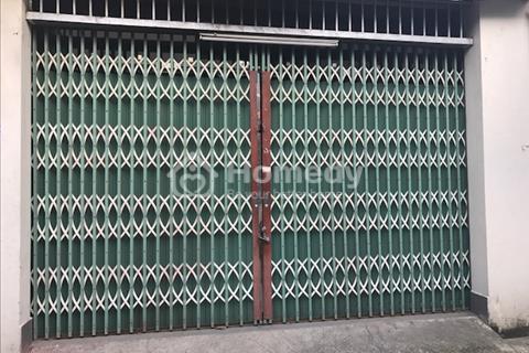 Cho thuê nhà hẻm Nguyễn Thái Sơn, phường 7, Gò Vấp, diện tích 3,6x15m