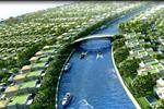 Khi hoàn thành, khu đô thị có quy mô dân số khoảng 19.530 người (diện tích đất đơn vị ở 50m2/người).