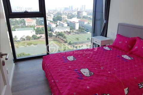 Cho thuê căn hộ chung cư Mipec Tây Sơn, 109m2, 2 phòng ngủ, đủ đồ nội thất, 15 triệu/ tháng