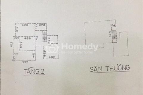 Bán nhà 11B Trần Cao Vân Phường Đa Kao, Quận 1, 12x16m công nhận 178.76 m2, giá 72 tỉ