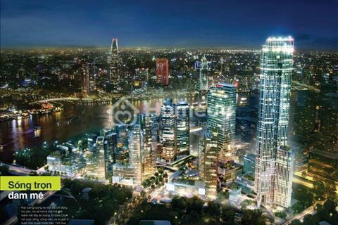 Bán căn hộ 1 phòng ngủ, tháp 1A Liden, Empire City Thủ Thiêm, quận 2, 64m2, view đẹp, giá rẻ